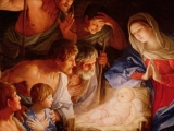 Adoration of the shepherds (reni)
