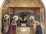 Adorazione del Bambino - Beato Angelico