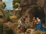 Giorgione - Natività
