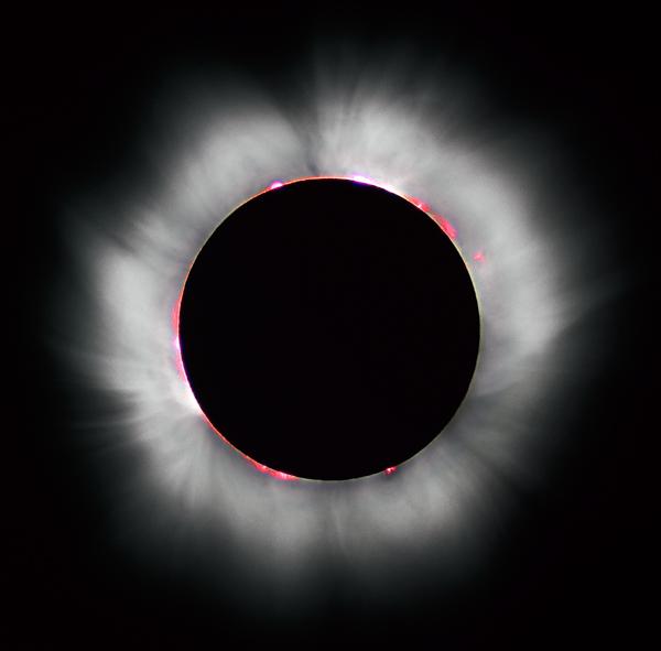 Eclissi totale di sole in Francia, 11 agosto 1999