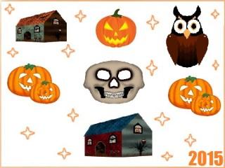 Materiali Halloween 2015